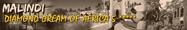 MALINDI – DIAMOND DREAM OF AFRICA 5 *****
